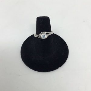 Jewelry - 3/4 ct. CZ Round Fashion Ring